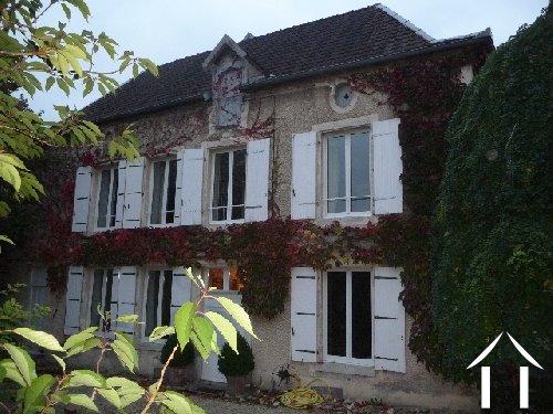 Maison de caract re vendre chatillon sur seine bourgogne 3414 - Huis bourgeois huis ...