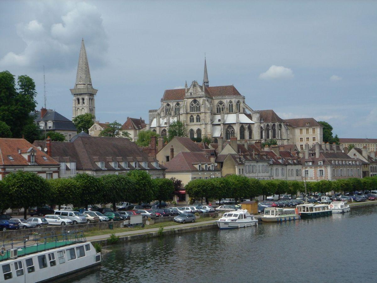 Yonne d partement 89 article 79890 for Region yonne