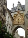 Tour de l'horloge- Auxerre