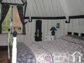Chambre dans le Pigeonnier