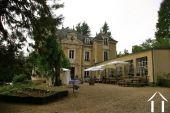 Castle with 14x 5 m orangerie