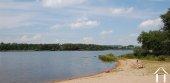 le lac du Rousset à proximité