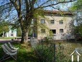 Jolie moulin avec B&B, maison, piscine et 2 hectares