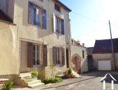 Maison de village, 3 chambres, garage et grande terrasse