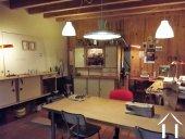 Atelier pouvant devenir une chambre
