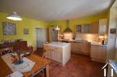 Kitchen, sold fully furnished and equipped