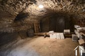 dry and tempered vaulted cellar