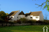 Grande maison de village récemment rénovée