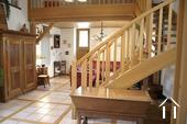 Salon-escalier