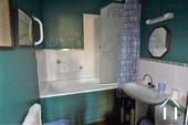 salle de bain du bas