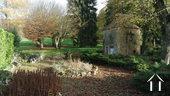 Jardin et pigeonnier