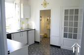 Gite: kitchen & bathroom
