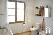 Downstairs bath.shower room