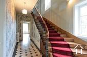 grand escalier pour l'étage