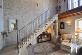 grand escalier en pierre