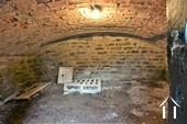 cave voutée sous la cuisine