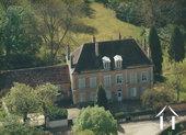 Maison de maître avec jardins