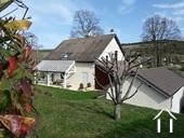 Maison coup de cœur sur les hauteurs d'un village viticole