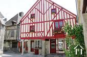 Maison medievale au cœur de Nolay Gite et chambres d'hotes