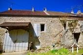 House 1 with barn