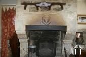 Grand fireplace