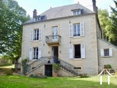 Charmant manoir avec 1.8 ha