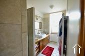 salle de douche à l'étage
