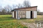 Dépendance avec garage et atelier