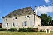 Maison de maître classique en bord de Saône