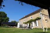 Jolie propriété rénovée en Puisaye