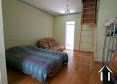 Chambre avec accès grenier