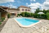 Maison de maître avec un hectare, piscine et magnifique vue