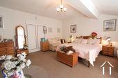 Master bedroom en suite with dressing