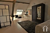 chambre d'amis spacieuse