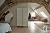 chambre principale avec espace supplémentaire