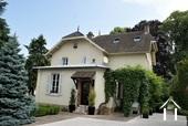 Magnifique maison bourgeoise à 500 m. de la Saône