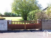 portail vers le jardin