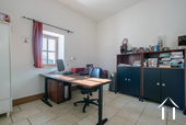 library/office area
