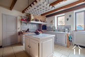fully equipped kitchen, also with pizza oven