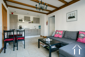 living/kitchen of apartment 1