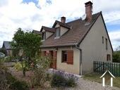 Maison rénovée dans un village à 15 minutes d'Autun.