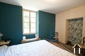 Private apartment bedroom